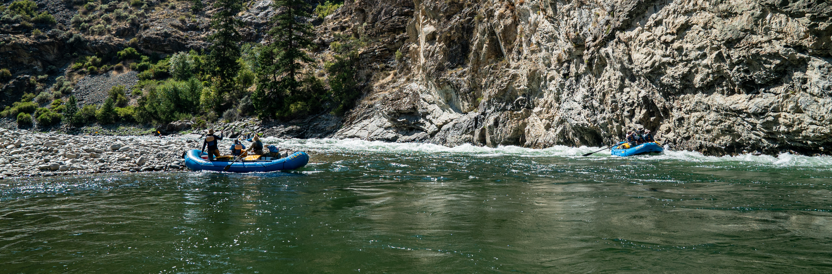 what to bring salmon river rafting